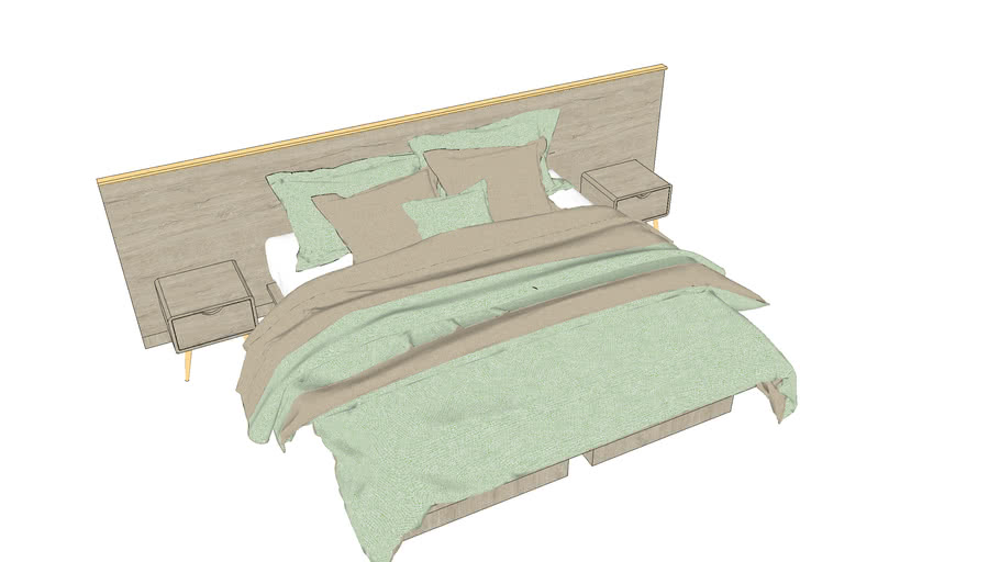 #double_bed