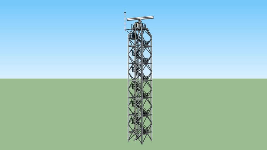Antenna SMR Radar