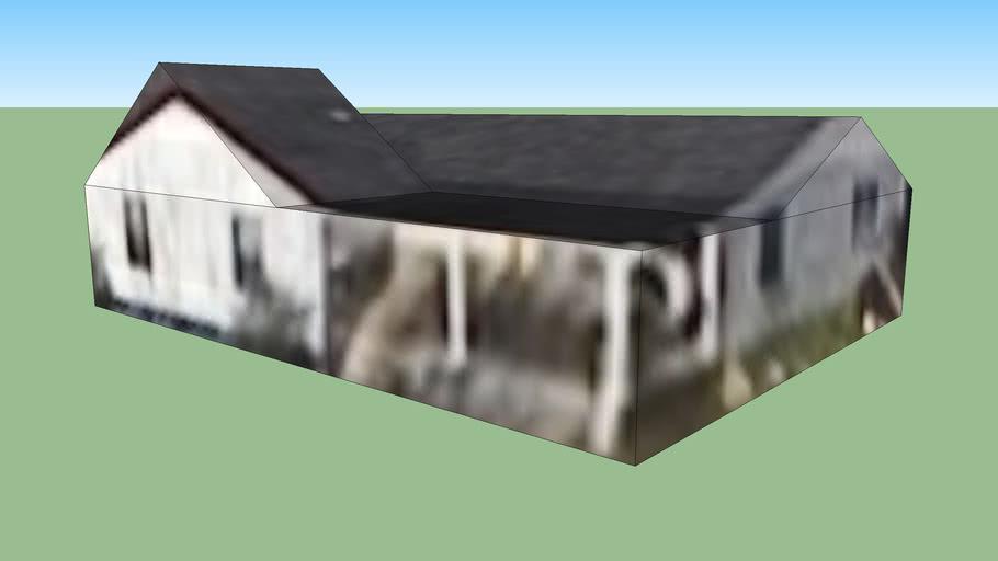纳什维尔, 田纳西, 美国的建筑模型