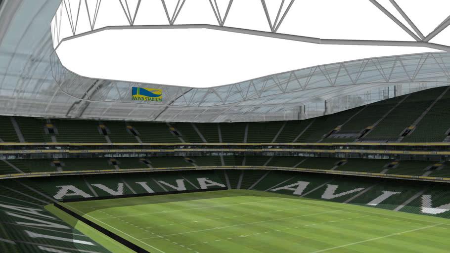 Aviva Stadium ( GE version )