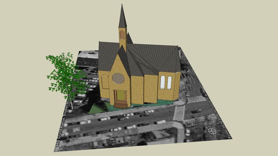 Bethel Seventh Day Adventist Church, Brooklyn, NY