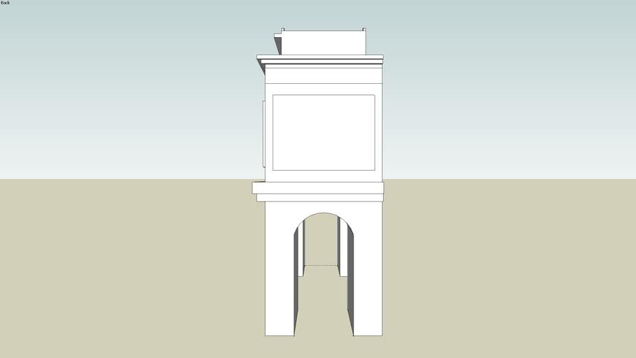 arco del triunfo de mohamed jardini