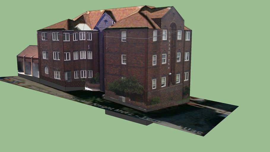 Edwardton building Coogee