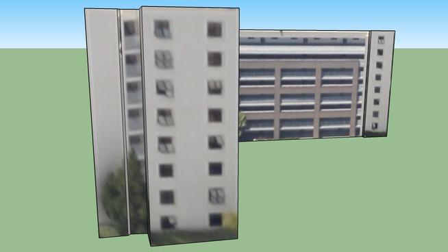 San Diego, Kaliforniya, Amerika Birleşik Devletleri adresindeki yapı