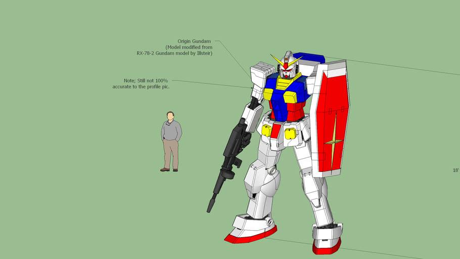 Origin Gundam