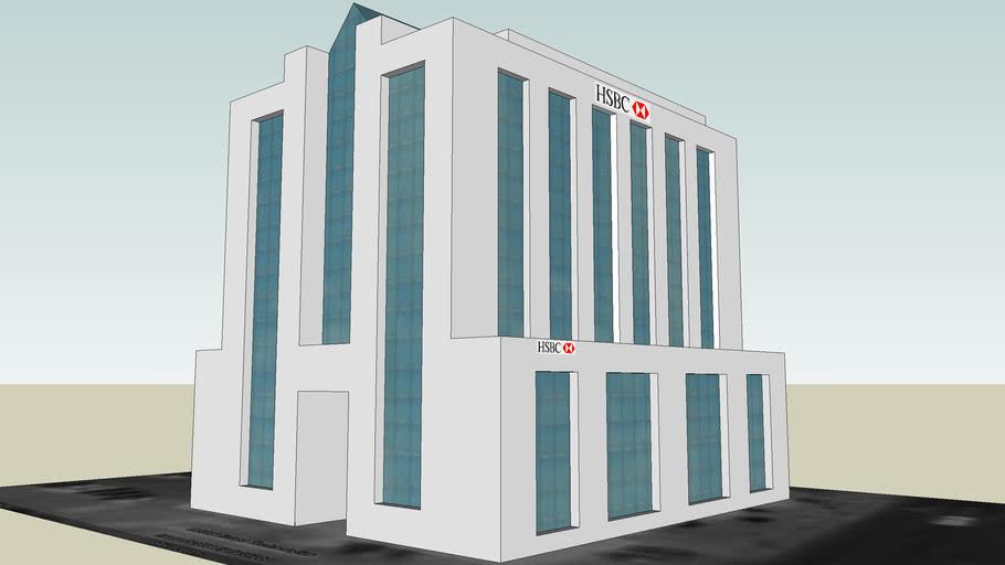 Edificio HSBC Hermosillo