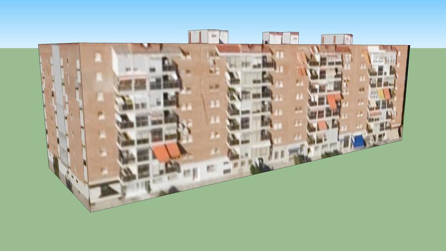 Edificio in Siviglia, Spagna