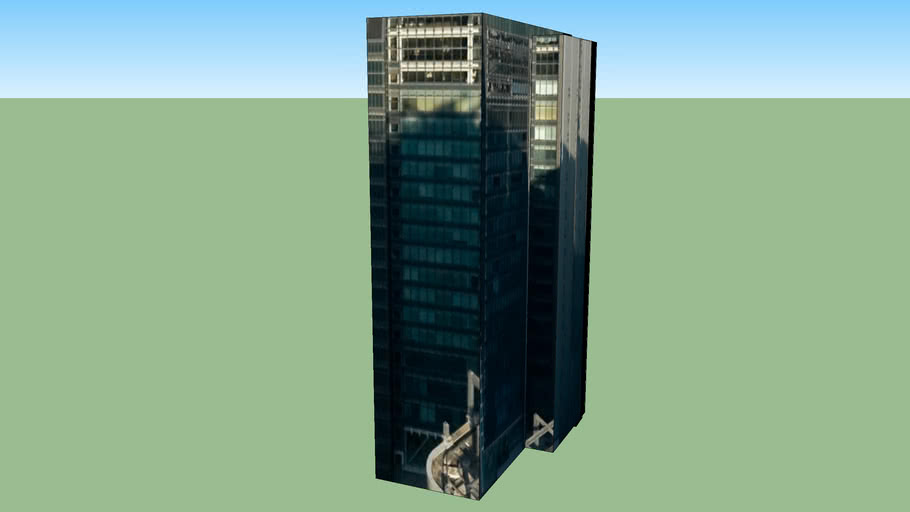 Gebäude in 〒105-7217, Japan