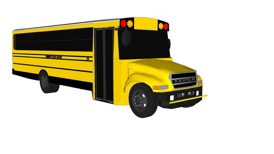 Xavier Ultraliner School Bus