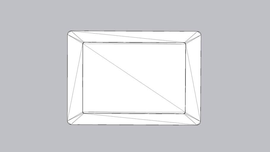 Microsoft Surface 3 compatible VidaMount On-wall Slim Tablet Mount