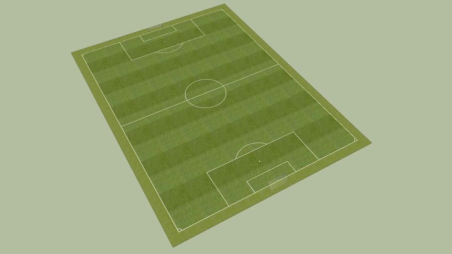 Terreno de fútbol