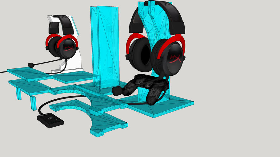 Headset support