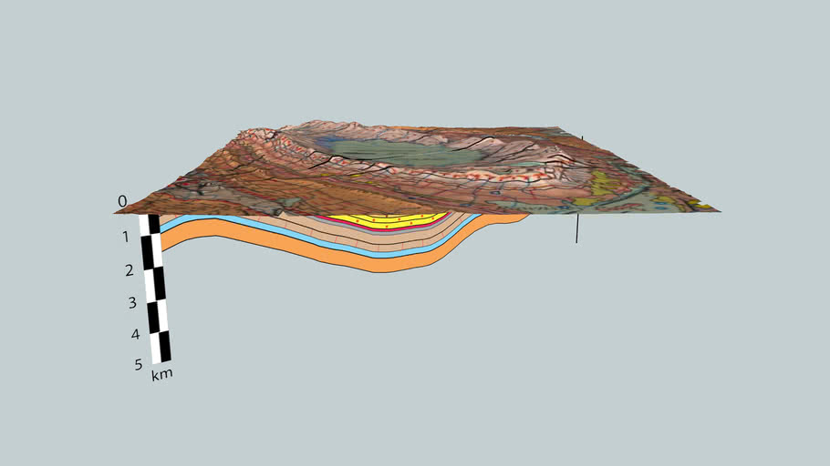 Wilpena Syncline