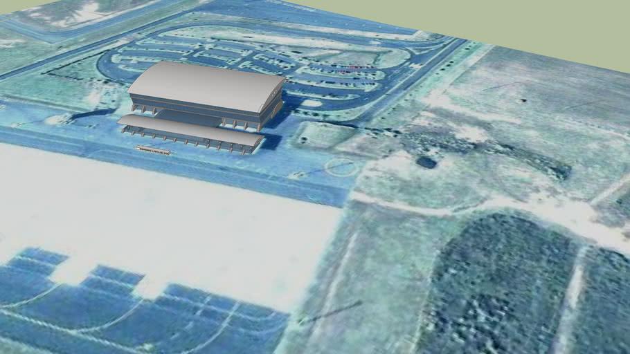 Aeropuerto Internacional de Laguna del Sauce