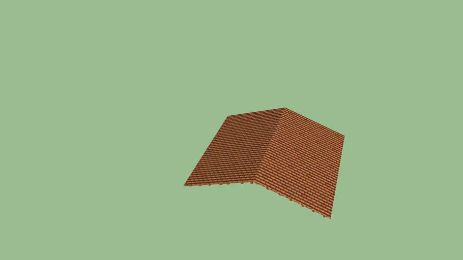 Telhado da Casa de Pedra Nova Venécia