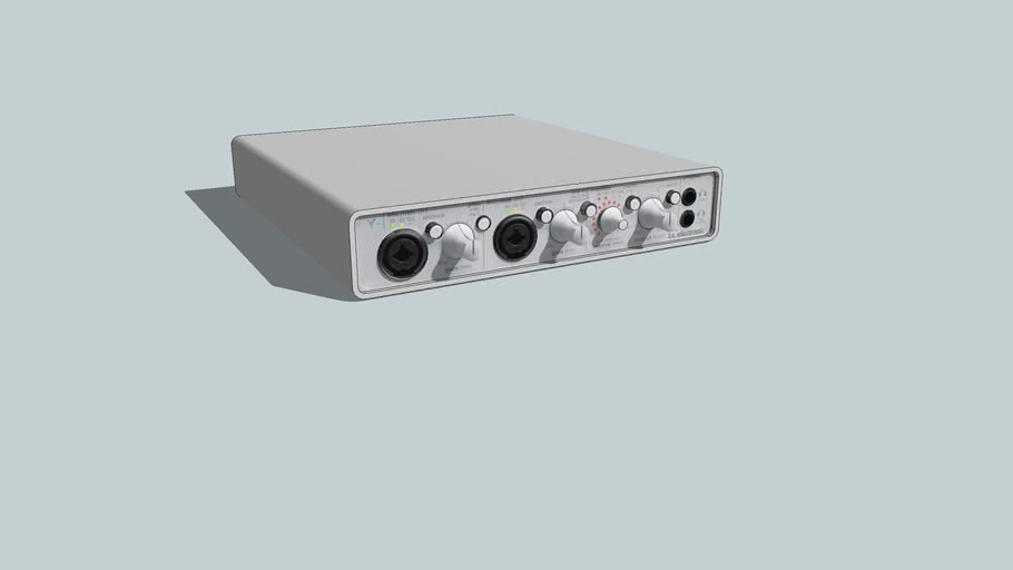 TC Electronic Konnekt 8 Firewire Interface