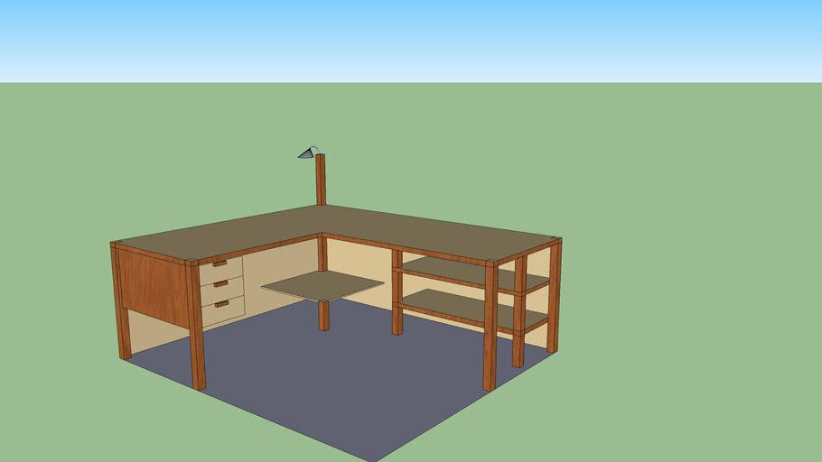 Adamor mesa grande