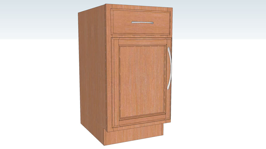 Base Single Door