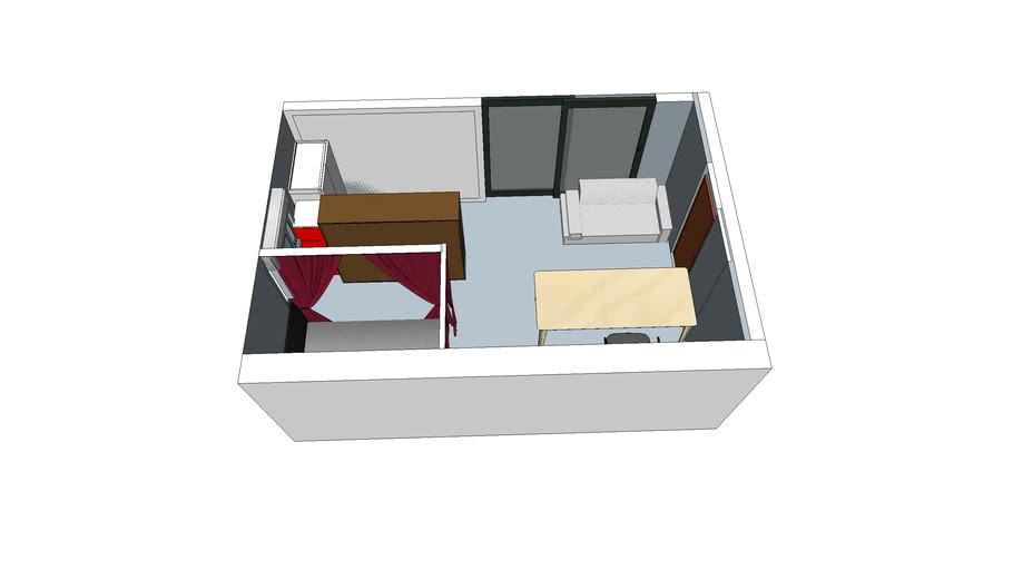 Bishals new room