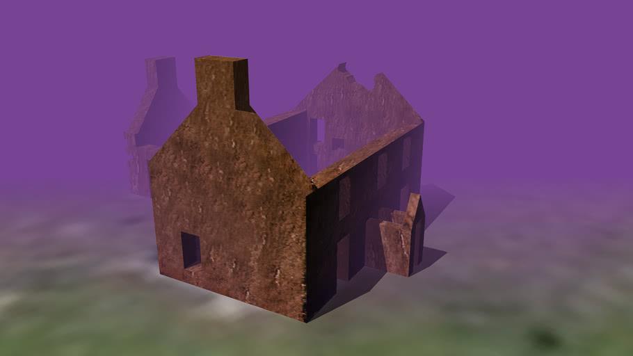 Vatersay Farmhouse