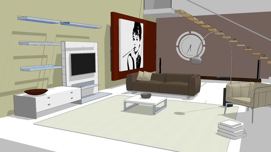 ALIVAR : LIVING AREA