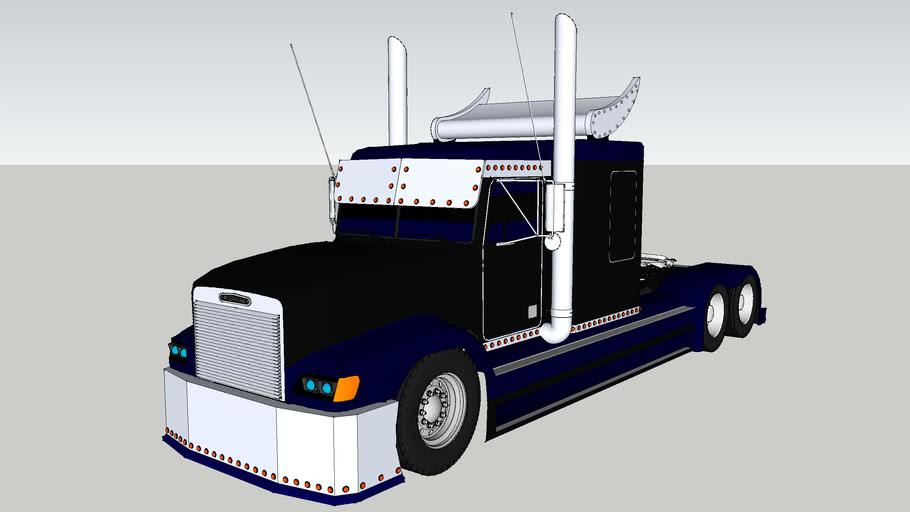 Custom Freightliner FLD