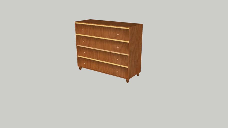 Short/Wide Dresser