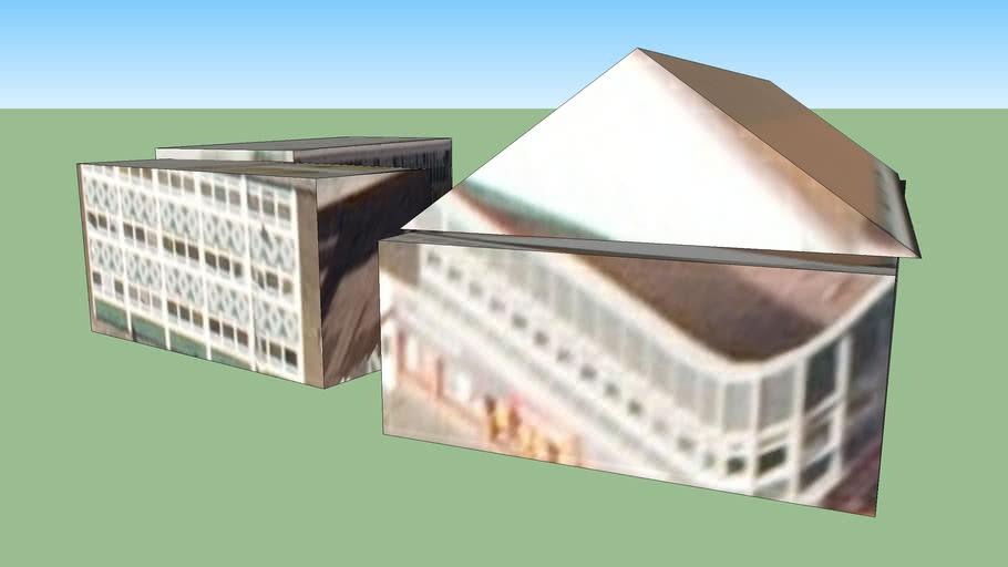 Building in Canton, Cardiff, South Glamorgan CF5 1NR, UK