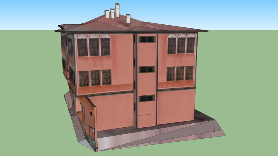 Dimitar Georgiadi House & Regional History Museum, Plovdiv