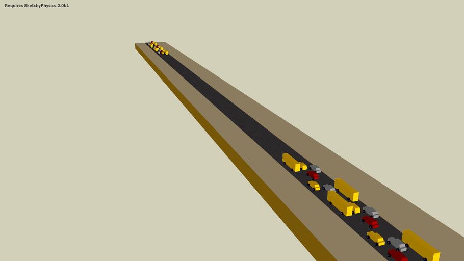 Highway cras
