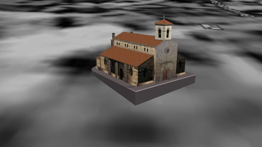 Iglesia de Santo Tomás (Barruelo de Santullán )