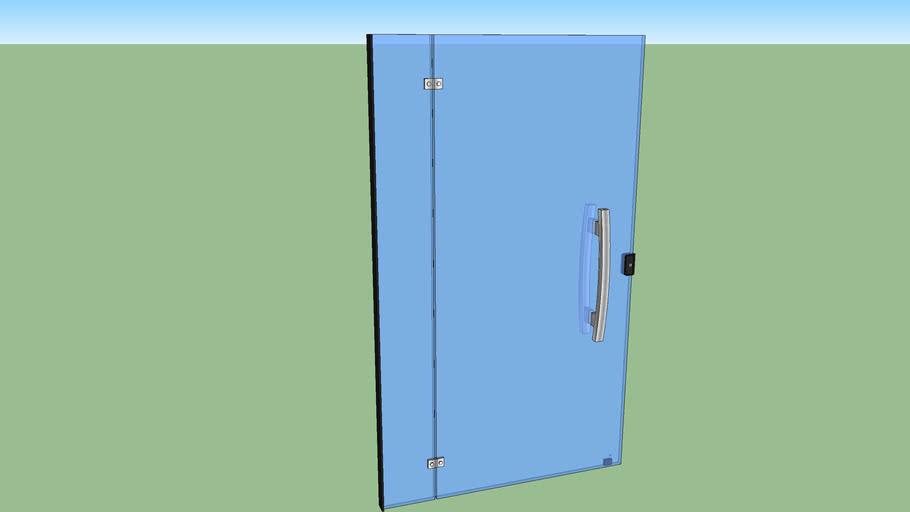 Porta Blindex de Luxo