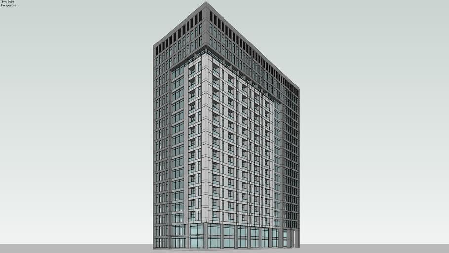 huimin office building