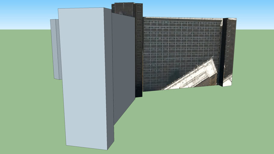 Building in Carlton VIC 3053, Australia