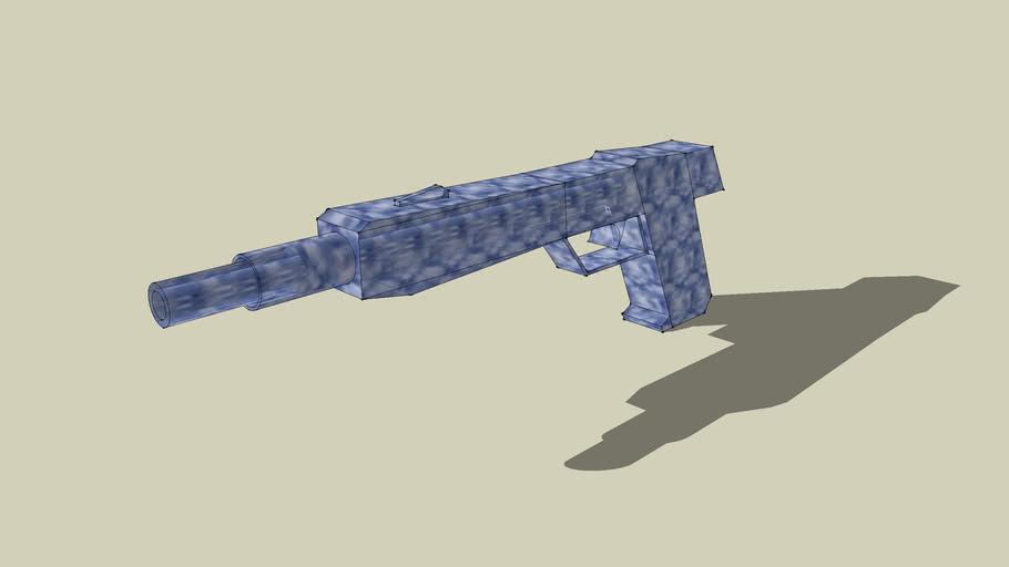 Glass Machine Hand-Gun