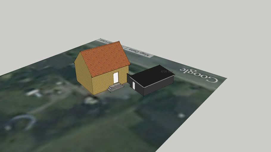 Garage Projekt, Gammel Hasserisvej 84