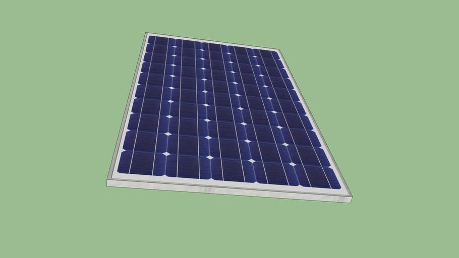PV Panel 60 Cell Mono