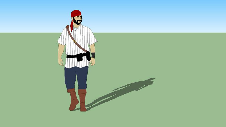 2d Pirate