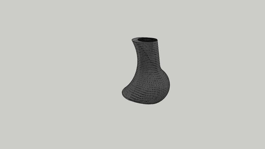 OB01 - Vaso Rarefeito (alto)
