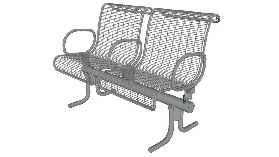 Plexus 2 Seat Bench
