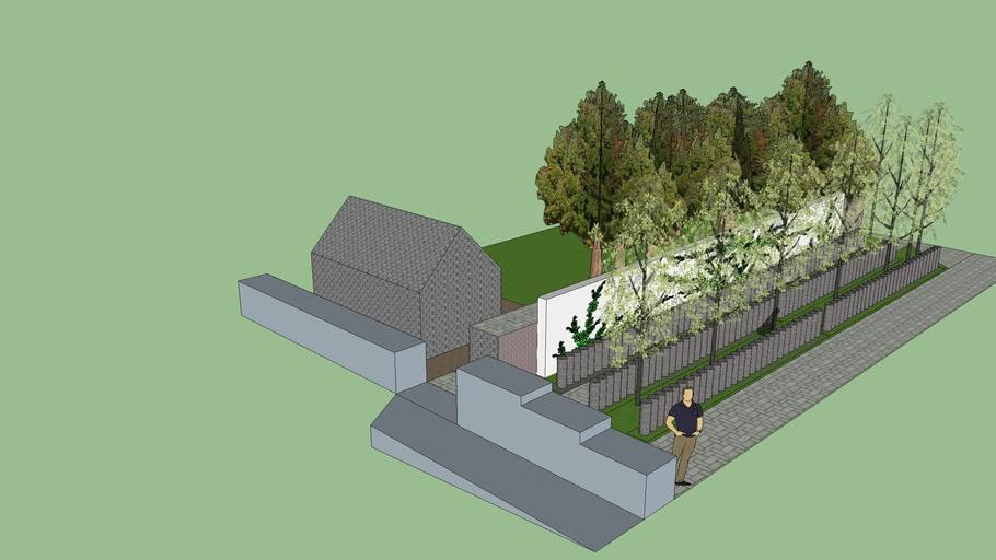 Urn Towers - Concept - Sutton Graveyard - Dublin
