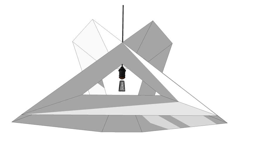 Carton lamp 7