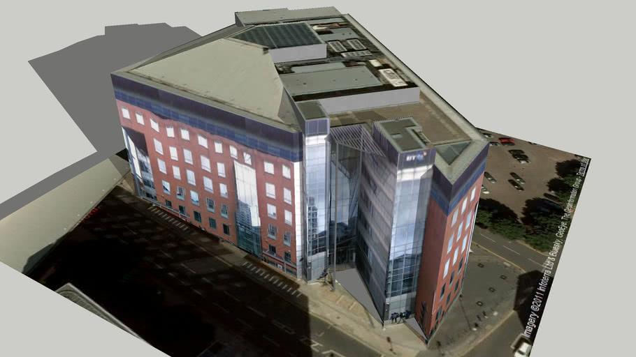 Building on Neville Street 2
