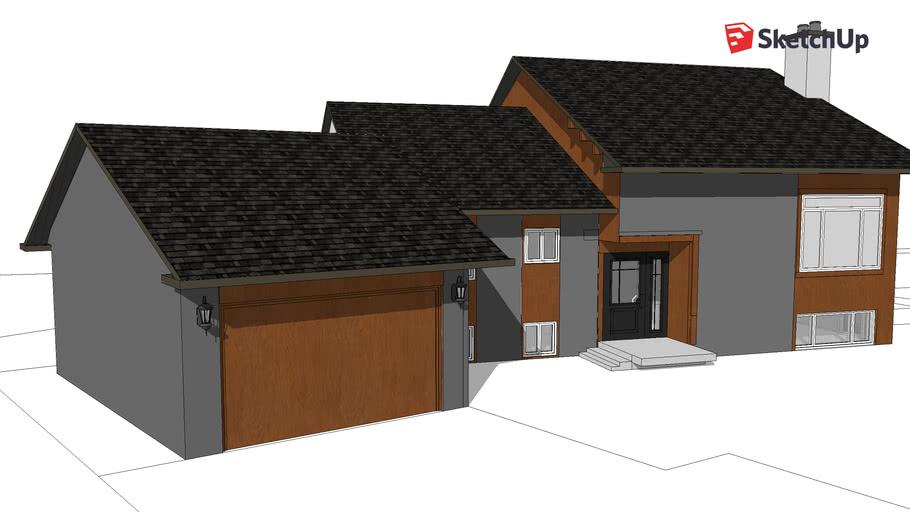 Modele maison JS