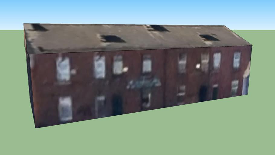 Budova na adrese Dublin, Co. Fingal, Irsko