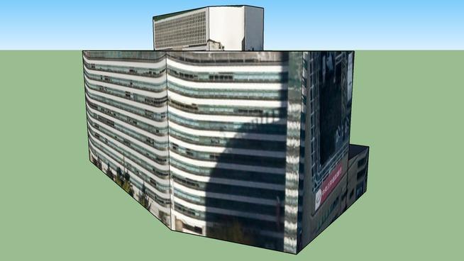 Building in 〒450-6242