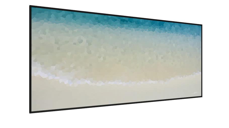Quadro Mar Panorâmico