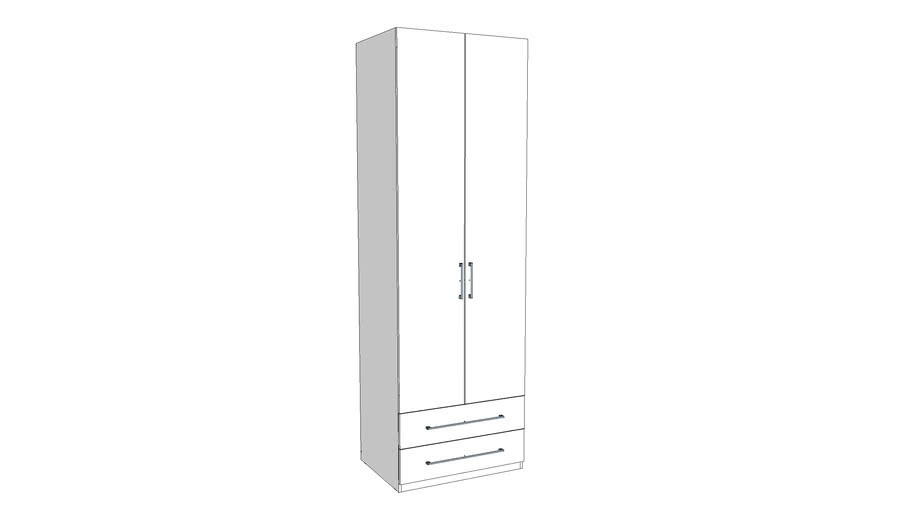 Проектирование шкафа