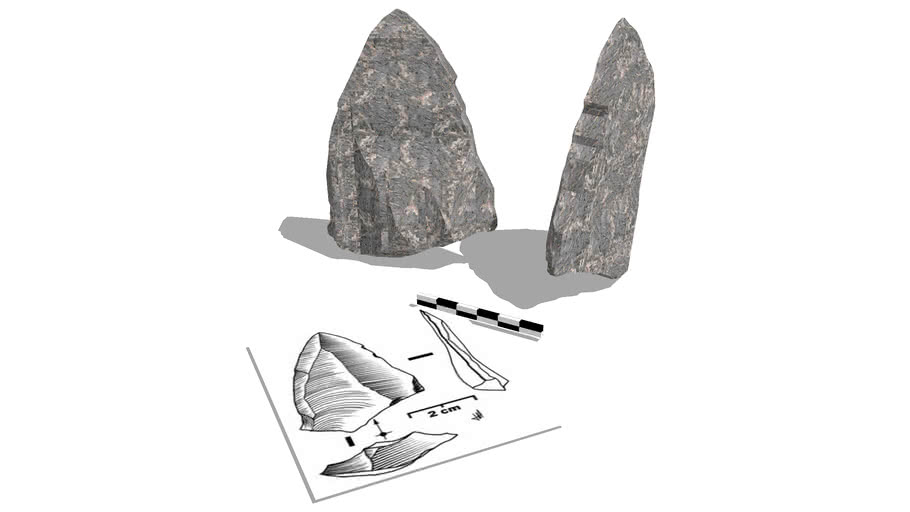 lascas prehistoricas