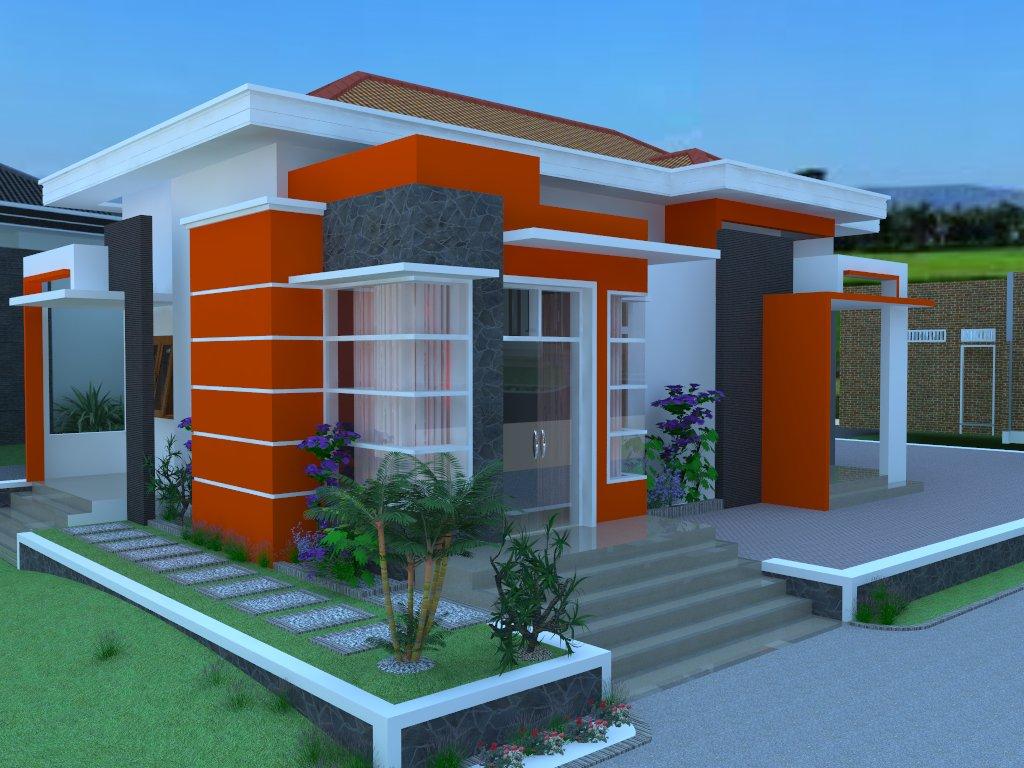 rumah minimalis   3D Warehouse